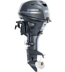 YAMAHA F25GES